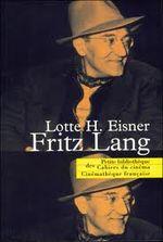 Couverture Fritz Lang