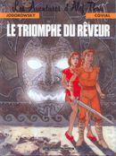 Couverture Le Triomphe du rêveur - Alef-Thau, tome 8