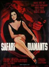 Affiche Safari Diamants