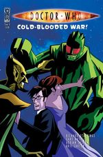 Couverture Doctor Who: Cold Blooded War