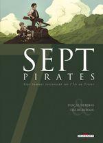 Couverture Sept Pirates