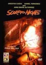 Affiche Scorpio Nights