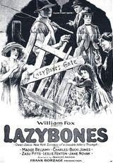 Affiche Lazybones
