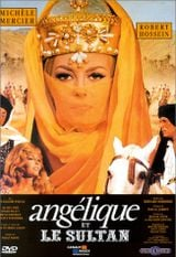 Affiche Angélique et le Sultan