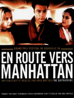 Affiche En route vers Manhattan