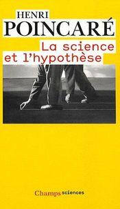 Couverture La Science et l'Hypothèse