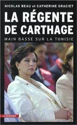 Couverture La régente de Carthage