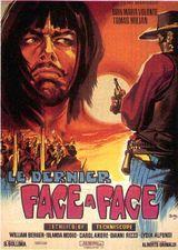 Affiche Le Dernier Face à face