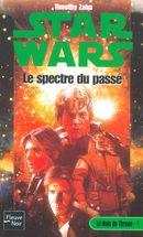 Couverture Le Spectre du passé - Star Wars : La Main de Thrawn, tome 1