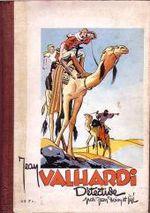 Couverture Valhardi détective