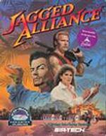 Jaquette Jagged Alliance
