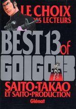 Couverture Best 13 of Golgo 13 - Choix des lecteurs