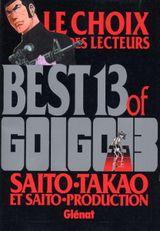 Couverture Best 13 of Golgo 13 : Le Choix des lecteurs