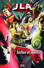 Couverture JLA : Justice et Liberté