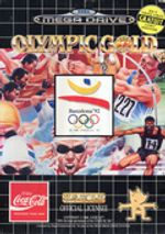 Jaquette Olympic Gold : Barcelona '92