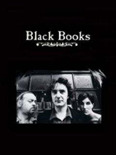 Affiche Black Books