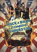 Couverture Rockabilly Zombie Superstar, tome 2