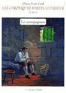 Couverture Le Compagnon - Les Chroniques d'Alvin le Faiseur, tome 4