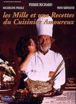 Affiche Les mille et une recettes du cuisinier amoureux