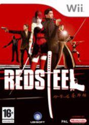 Jaquette Red Steel