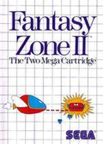 Jaquette Fantasy Zone II : The Tears of Opa Opa