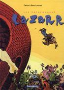 Couverture Lazarr - Les Entremondes, tome 1
