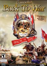 Jaquette Cossacks : Back to War