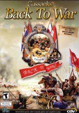 Jaquette Cossacks : Back to War