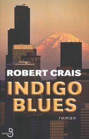 Couverture Indigo blues