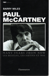 Couverture Paul McCartney, Many Years from Now, Les Beatles, les sixties et moi