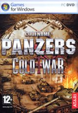 Jaquette Codename Panzers : Cold War