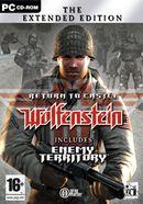 Jaquette Wolfenstein: Enemy Territory