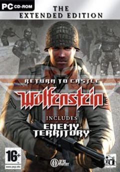Jaquette Wolfenstein : Enemy Territory