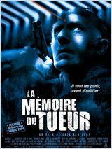 Affiche La Mémoire du tueur