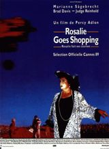 Affiche Rosalie Goes Shopping