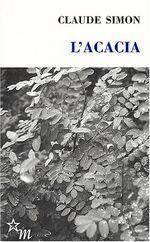 Couverture L'Acacia
