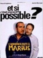 Affiche L'Annonce faite à Marius
