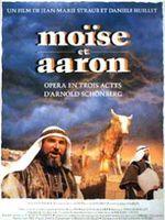 Affiche Moïse et Aaron