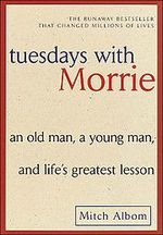 Couverture Tuesdays with Morrie