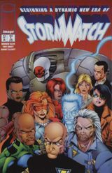 Couverture Stormwatch