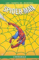 Couverture 1970 - Spider-Man : L'Intégrale, tome 8