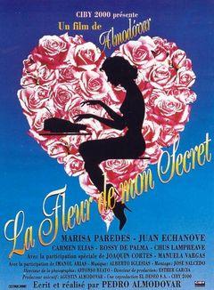 Affiche La Fleur de mon secret