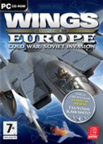Jaquette Wings Over Europe : Cold War Soviet Invasion