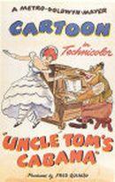 Affiche La Cabane de l'Oncle Tom