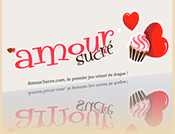 Jaquette Amour Sucré