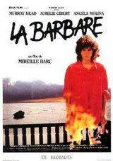 Affiche La Barbare