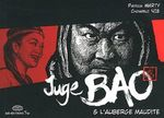 Couverture L'Auberge Maudite - Juge Bao, tome 4