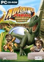 Jaquette Adventure Pinball : Forgotten Island