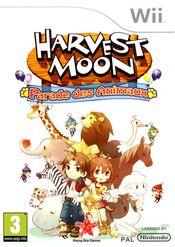Jaquette Harvest Moon : Parade des animaux