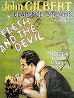 Affiche La Chair et le Diable